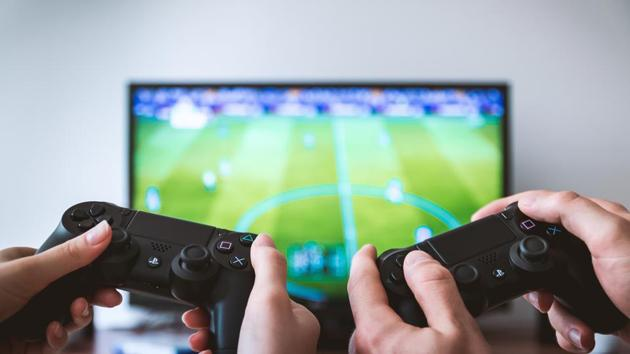 Most video games encourage players to practice some level of creativity.(Unsplash)