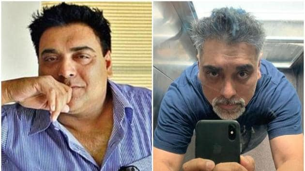 Ram Kapoor is known for his TV roles in Bade Acche Lagte Hain and Kasamh Se.(Instagram)