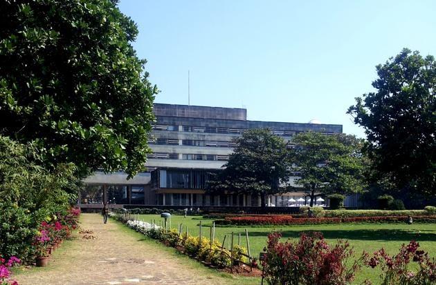 Tata Institute of Fundamental Research , Mumbai.(Wikimedia Commons)