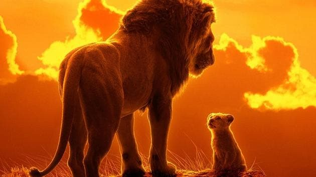 Disney's The Lion King is slated for a July 19 release.
