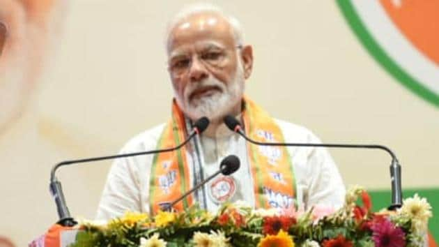 Prime Minister Narendra Modi has told ministerial colleagues from his first term in office to keep engaging with the electorate and ensure that the government's policies and schemes reach their intended beneficiaries.