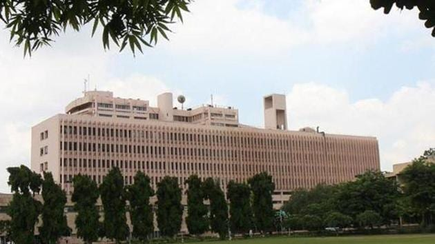 A file photo of Indian Institute of Technology campus in Delhi.(HT File)