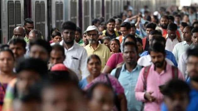The world's population is projected to increase by 2 billion people, from 7.7 billion now to 9.7 billion in 2050, according to the UN report.(AFP File Photo)