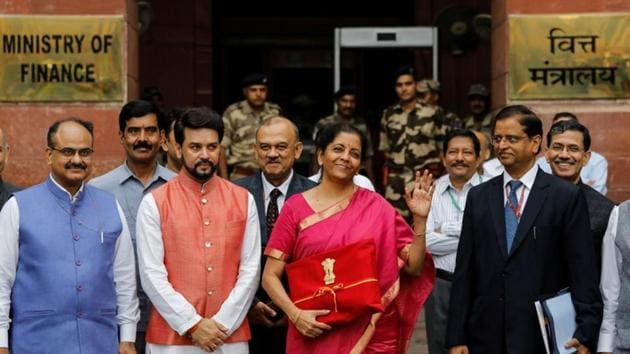 Finance minister, Nirmala Sitharaman, announced during the budget earlier this month that the government will consider sovereign external borrowing for raising capital.The biggest risk is that such borrowings have an in-built unpredictability because of foreign exchange movements(REUTERS)