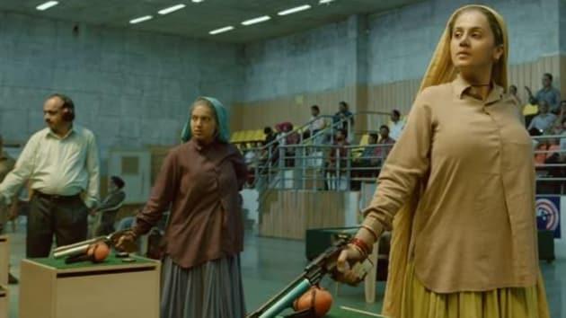 Saand Ki Aankh teaser: Taapse Pannu, Bhumi Pednekar take on patriarchy as feisty grandmas.