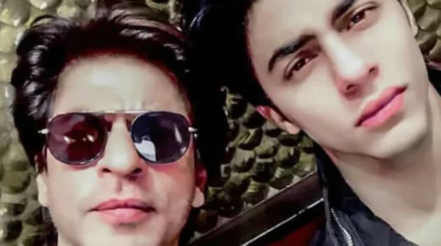 Shah Rukh Khan and son Aryan Khan are playing Mufasa and Simba in The Lion King's Hindi version.