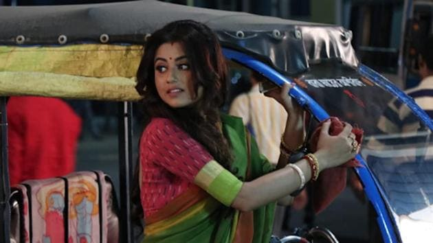 Bengali TV actor Swastika Dutta has filed a police complaint over alleged harassment by an app-based cab driver on Wednesday.(Swastika Dutta/Facebook)