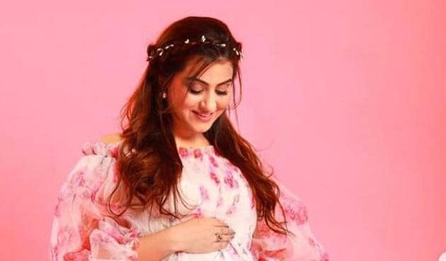 Priyanka Kalantari is expecting her first child soon.