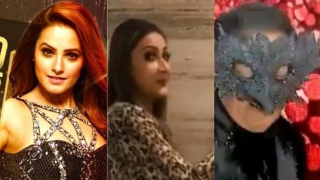 Anita Hassannandani, Urvashi Dholakia and Vindoo Dara Singh are among the many celebrity contestants in Nach Baliye 9.