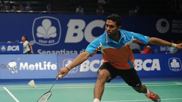 India's HS Prannoy(Getty Images)