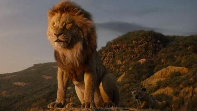 The Lion King releases in India on July 19.