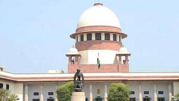 The Supreme Court of India(HT)
