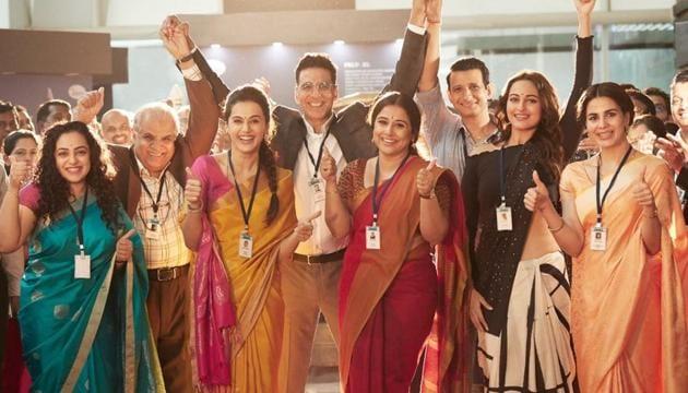 Akshay Kumar wishes good luck to women leading Chandrayaan-2 mission.