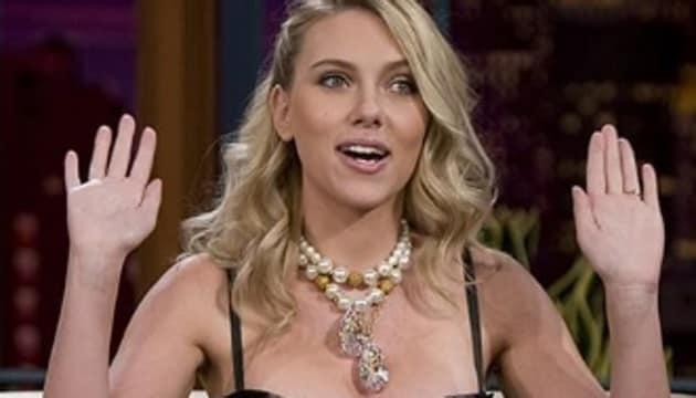 The unseen audition video of actress Scarlett Johansson