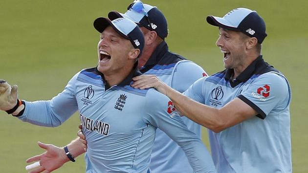 England defeated New Zealand to clinch the ICC World Cup 2019 title.(AP)