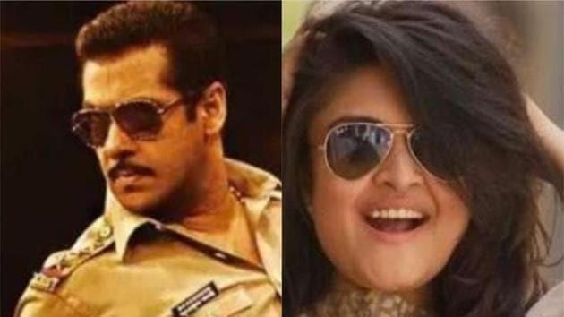 Salman Khan to romance Mahesh Manjrekars daughter in Dabangg 3, duo shoot a