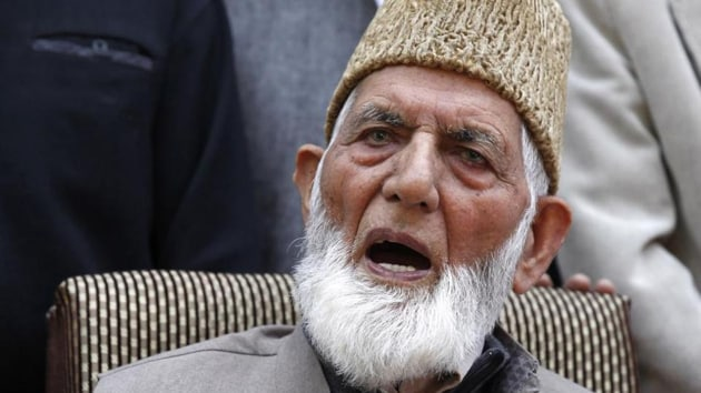 In a statement, Geelani said they wholeheartedly and sincerely want the Pandits to return.(HT file photo)