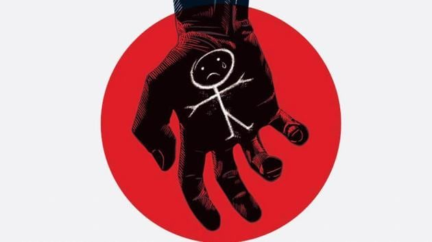 A 28-year-old man allegedly attempted to rape a 14-year-old girl on Tuesday evening in Manesar when the child's parents were at work.(HT File Photo)