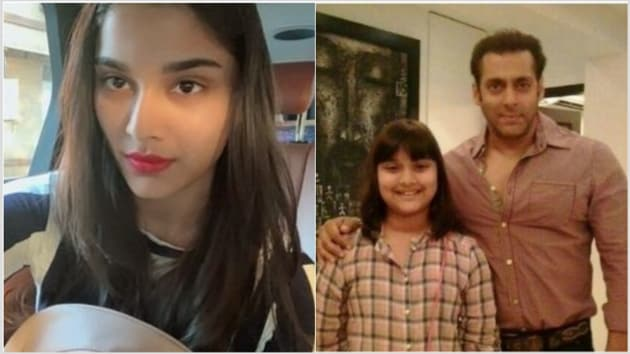 Saiee Manjrekar will be seen with Salman Khan in Dabangg 3.