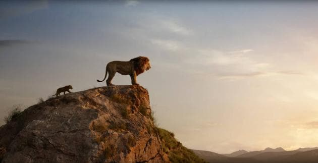 The African savannah comes to life in immersive photorealistic 3D. The menagerie of anthropomorphic animals leaps, speaks and bounds in ways that are a technological marvel.
