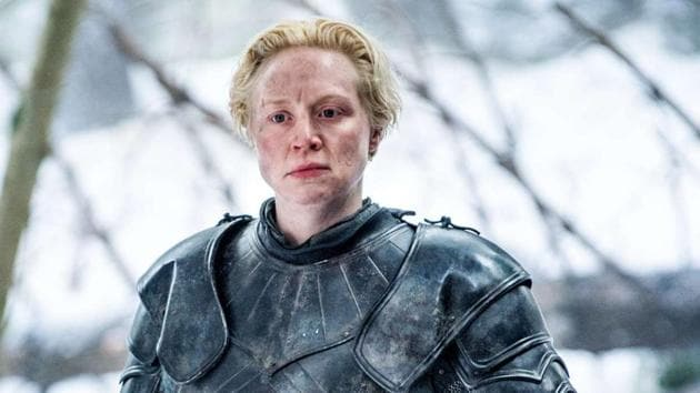 Gwendoline Christie paid the $225 entry fee for the Emmys herself.