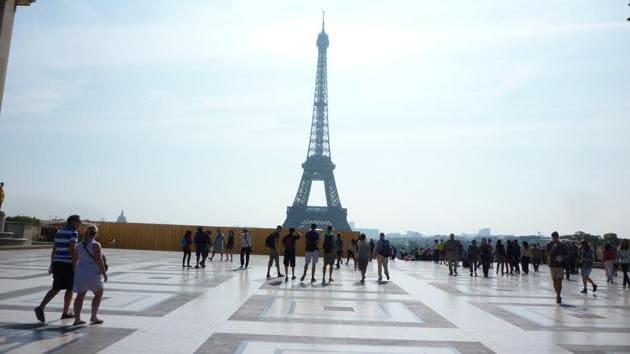 Paris gets about 25 million touristsa year, more than 10 times the city's population.(Unsplash)