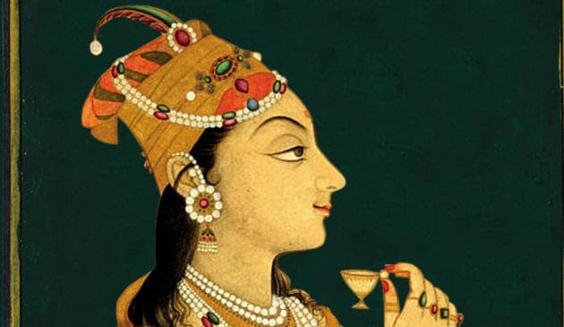 'Nur Jahan is the story of India, the history of India. Once you know Nur, you turn your head and see India differently. A place full of creative, living, dynamic, proactive women,' says author and professor, Emory University, Ruby Lal.(Photo courtesy: Empress (Penguin Random House India))