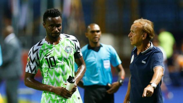 Nigeria captain John Obi Mikel announces retirement from international football