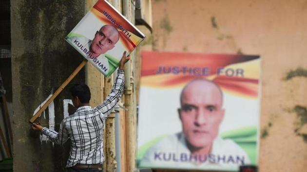 India on Thursday called on Pakistan to immediately release Kulbhushan Jadhav.(AFP Photo)
