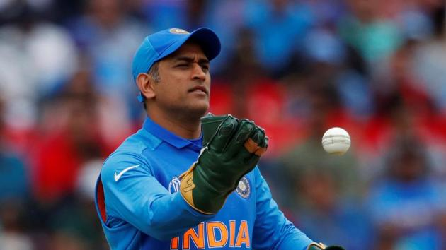 MS Dhoni has made himself unavailable for the West Indies series and will spend the better part of next two months serving his army regiment(Action Images via Reuters)