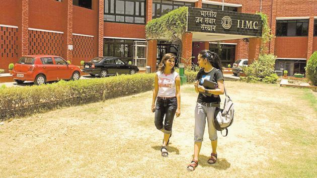 IIMC Delhi(HT File)