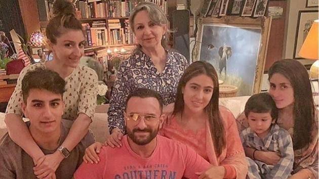Saif Ali Khan on son Ibrahim Ali Khan: I definitely think all of my children