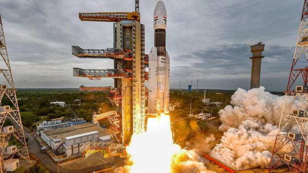 The success of Chandrayaan-2 has brought a huge relief for the Indian Space Research Organisation (ISRO) scientists after they postponed the launch on July 15 following a technical glitch in the rocket.(PTI)