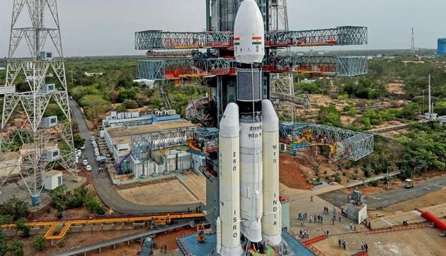 To gain the lost time due to the delayed launch and the additional days around Earth and in the journey in between, the time spent in the lunar orbit will be reduced from 28 days to 13 days, the official said.(PTI file photo)