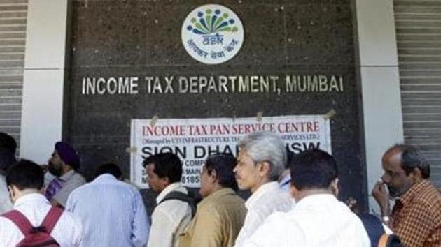 The income tax department gives you the option to rectify your error under section 154.(HT Photo)