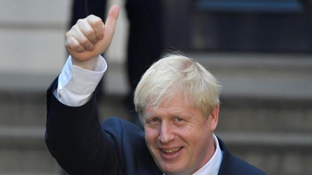The UK's relation with India could get a boost after Bors Johnson takes over as Prime Minister.(REUTERS)