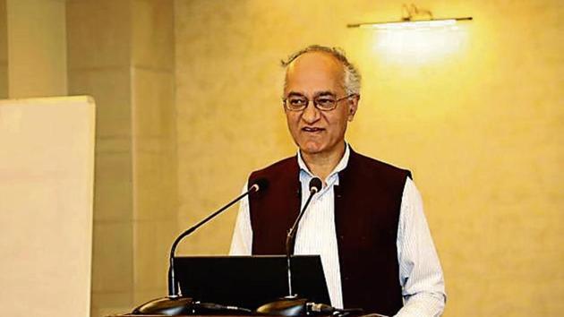 Timothy A gonsalves, IIT Mandi director(HT)