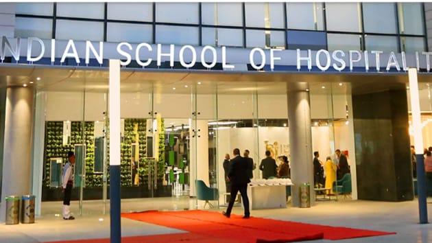 Indian school of hospitality(ish.edu.in)