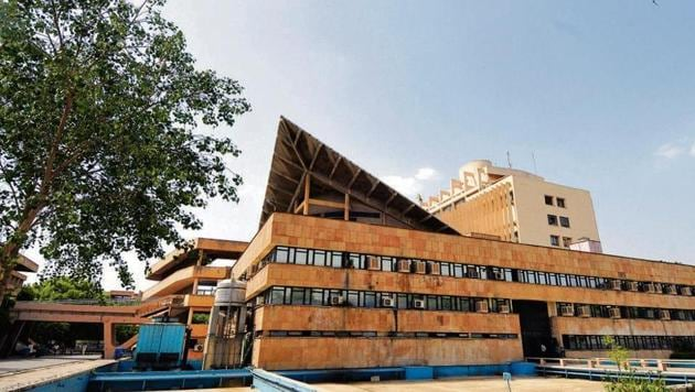AICTE seeks to establish 20 hubs where the industry and academia can meet(HT File)