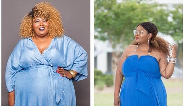Fat-acceptance and body positive influencers are on the rise on social media.(Maui Bigelow/Instagram)