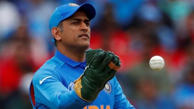 File image of India cricketer MS Dhoni.(Action Images via Reuters)