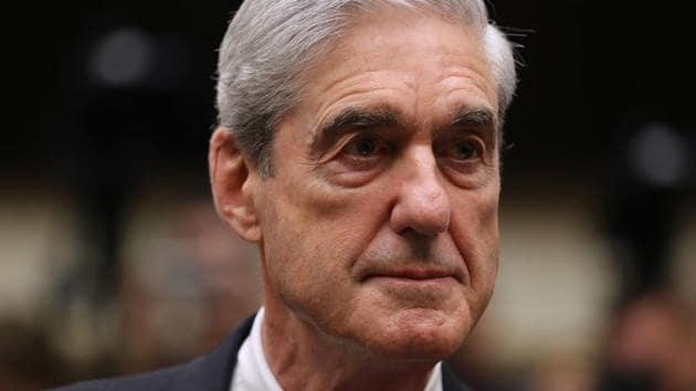Former special counsel Robert Mueller.(AFP Photo)
