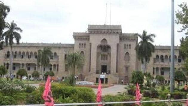Osmania University campus(Mint)
