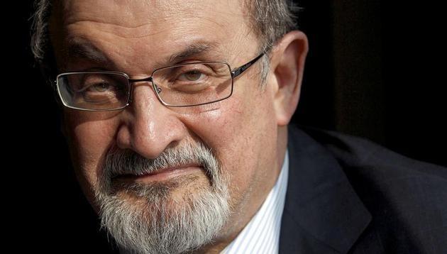Author Salman Rushdie(Reuters file photo)