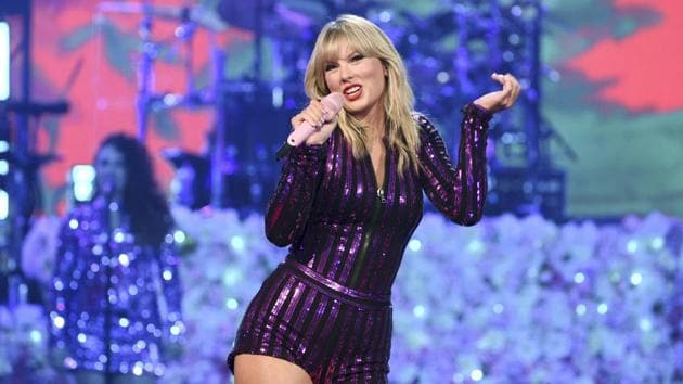 Taylor Swift has experienced many incidents with stalkers before.(Evan Agostini/Invision/AP)