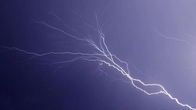 Lightning in Bihar, 39 killed.(HT Photo)