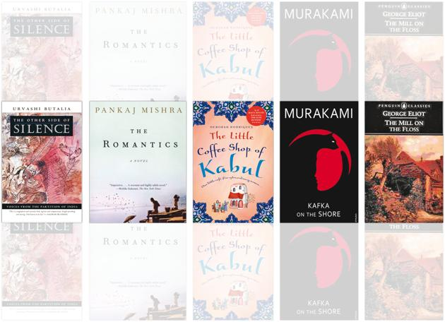 Five stories from books that will look great on screen