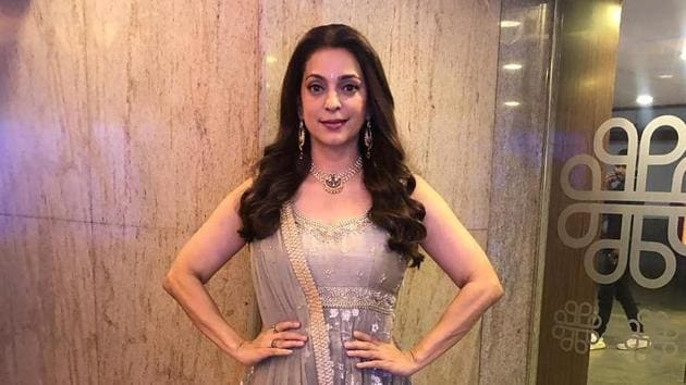 Juhi Chawla is looking for stronger roles.(Instagram)