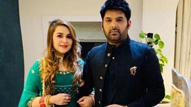 Kapil Sharma and wife Ginni Chatrath are expecting their first child together.