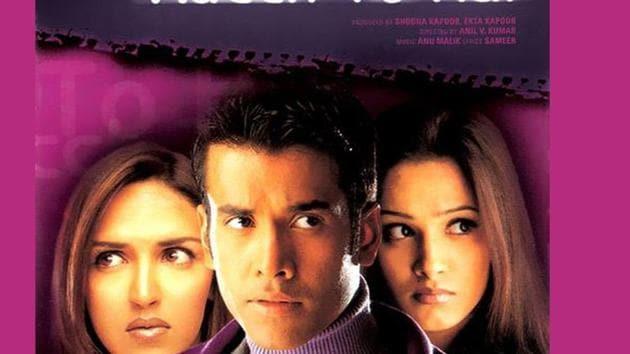 Tusshar Kapoor and ANita Hassanandani worked together in Ekta Kapoor's thriller, Kucch Toh Hai.